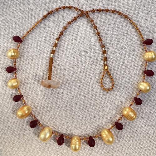 Apopka 19.5in necklace