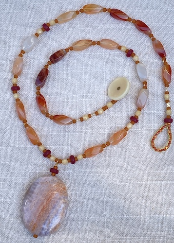 Avalon 22in necklace