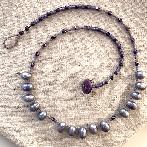 Cadron 21in necklace
