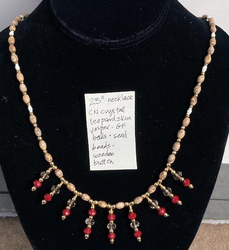 Delphi 23in necklace
