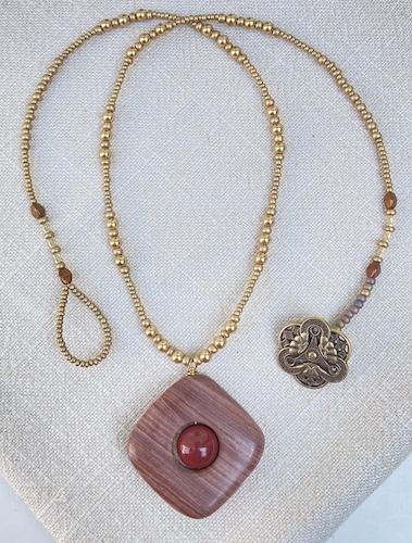 Gaskoyne 22in necklace
