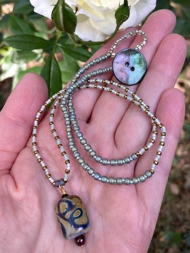 Glidden 17.5in necklace