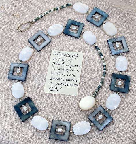 Kronberg 23in necklace