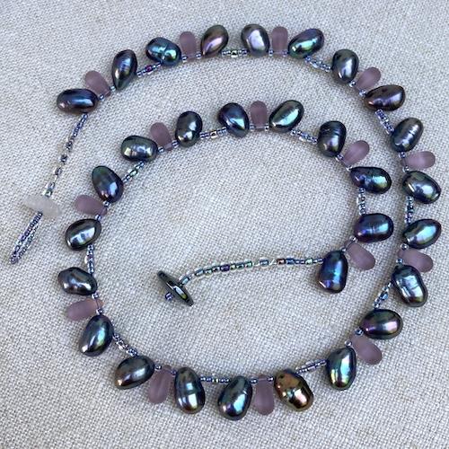 Newport 18.5in necklace