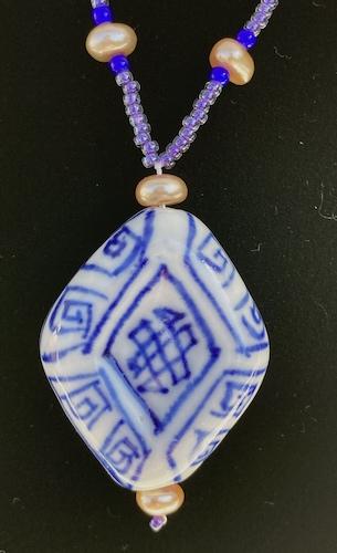 Renkum 21in necklace