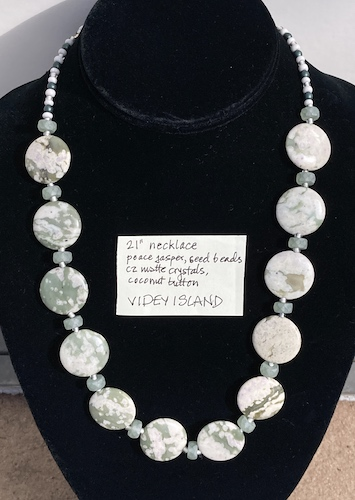 Videy Island 21in necklace