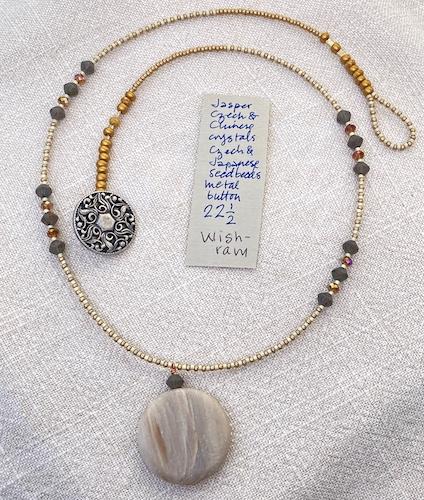 Wishram 22.5in necklace